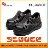 Chaussures respirables de sûreté avec Outsole en caoutchouc Rh054