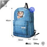 Салон красоты Satchel Cute арбуза изображения на хлопок в рюкзак для Колледжа и бизнес