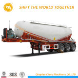 バルク塵材料の輸送のための半粉の輸送のタンカーのトレーラー