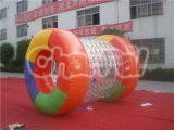 Esfera de rolo inflável colorida Chw102 da água
