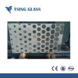 3-19mm verre clair, de la fenêtre claire le verre de construction de flottement