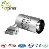 Cidadão original COB antirreflexo LED de 9 W via iluminação com 5 anos de garantia