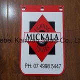 Всеобщая пластмасса трейлера/тележки или Mudguard резины