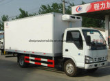 4X2 caminhão Refrigerated 5 T do transporte da vacina e do alimento de Isuzu do caminhão