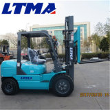 Preço Diesel novo do Forklift do estilo 3ton de Ltma com acessório do Forklift