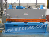 De Machine van de Guillotine van het metaal/het Snijden Machine/Hydraulic Scherende Machine QC11k-4X3200