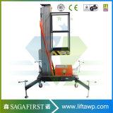 5m Licht-Farbanstrich-Aufzug-Plattform für Verkauf