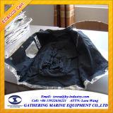 Solas Aprobado papel de aluminio tejido ignífugo Traje