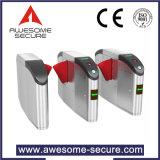 Lamas de Retracção Bilhete óptico avançado Controle de Acesso de barreira para os centros de negócios e instalações desportivas