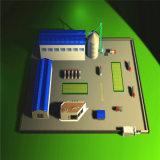 Komplettes Set-mittlere Schuppen-Mais-Tausendstel-Maschine