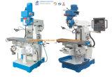 Metal de torreta CNC Vertical Universal aburrido la molienda y máquina de perforación X6328A-1 para la herramienta de corte