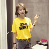 L'Aise Women's T-Shirt Short Sleeve en provenance de Chine