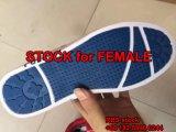 Fille de 3 dollar MOQ 40 Chaussures de matériau de coton