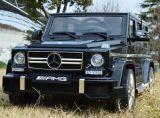 Benz G63 лицензировал езду на автомобиле с дистанционным управлением 2016