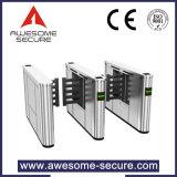 優雅なセキュリティシステムの入口の障壁はゲートを折り返し振る