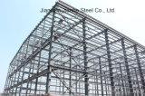 De Bouw van de Structuur van het staal voor de Workshop van het Staal/het Pakhuis van het Staal