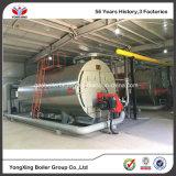 イタリアBalturバーナーが付いている1t/H蒸気容量の燃料のディーゼル油の/Gasの蒸気ボイラ