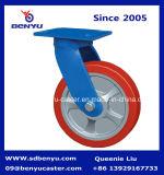 Rotella resistente della rotella girevole del poliuretano di cena