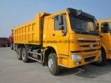Nuevo Camión HOWO camiones volquete 30t para la venta