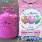 El tanque disponible del helio inflable para el globo de la hoja del látex del partido