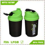 популярная изготовленный на заказ бутылка трасучки протеина оптовой продажи логоса 500ml