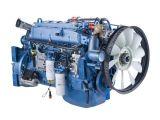 고능률 Weifang 넓은 바디 덤프 트럭 엔진