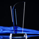 Premio di cristallo basso nero popolare del trofeo 2017
