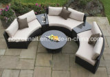 2016 New Half Moon Round Sofa Furniture