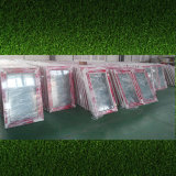 Seite lagerte einzelnes Schwingen-Fenster der Öffnungs-Scheiben-UPVC schwenkbar