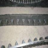 Le caoutchouc de Puyi suit 280*101.6*37 pour des machines de pinte