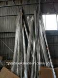 De dubbele Rij Geperforeerde Staaf van het Verbindingsstuk van het Aluminium voor het Isoleren van Glas met Beste Kwaliteit