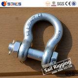 Sicherheits-Schrauben-Absinken schmiedete Fessel des Bogen-G2130