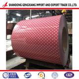 Toiture en acier AISI PPGL standard pour les murs de la bobine / de portes de garage