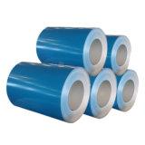С полимерным покрытием холодной Galvalume стальная катушка с высоким качеством краски