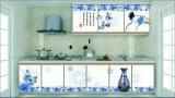 3D浴室の台所部屋の寝室の印字機