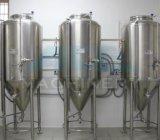 Cuve de fermentation de bière d'acier inoxydable avec les roues (ACE-FJG-AN)