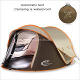 À l'extérieur tente de 4 personnes, tente campante de plage