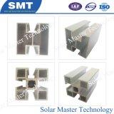 태양 설치 시스템 알루미늄 가로장 및 태양 전지판