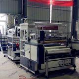 1500 Tres Extrusora film transparente que hace la máquina
