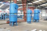 Filtro da acqua della strumentazione di trattamento delle acque