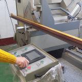 A máquina de estaca de alumínio do perfil do CNC/estaca de alumínio da cabeça do dobro do perfil viu
