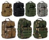 7 Cores Cross-Field mochila tática Tote sela o saco Camo Diagonal