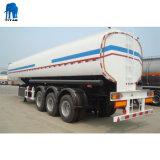 40000 litres Volume quatre compartiment remorque-citerne pour produits pétroliers