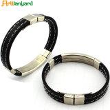 Wristband del silicone del mestiere di disegno del cliente