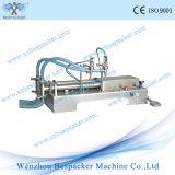 Máquina de rellenar Semi-Auto neumática del helado del acero inoxidable