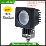 2pouce 10W CREE LED phare de travail de projecteur