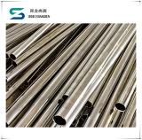La norma ASTM 201 202 304 316L 310S 2205 Reg Pulido soldar tubos sin soldadura