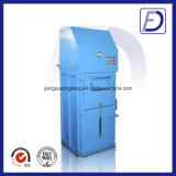 Menos Expensive Manual Vertical Baler Machine Made en China