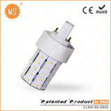 5 Years Warranty SMD2835 1800lm Gx24D Gx24q 12W LED Lamp