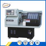 Ck6125 CNC de precisión torneadora Metal Mini Pequeño Torno CNC